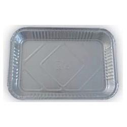 Envase aluminio rectangular...