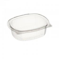 Envase rectangular OPS tapa...