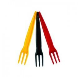 Mini tenedor maíz 8,5cm